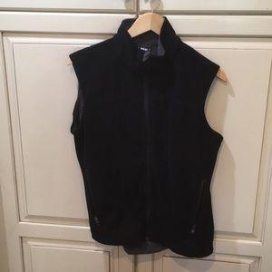Rei fleece vest jacket womens L